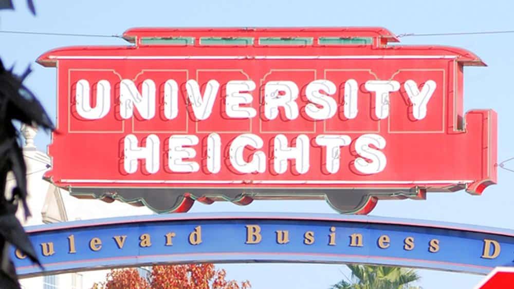 University Heights, San Diego