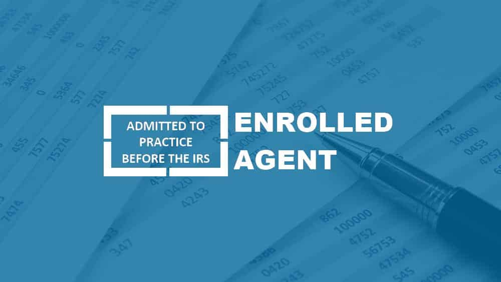 Enrolled Agent (Tax) in San Diego